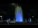 Узбекистан г. Наманган- цветной фонтан