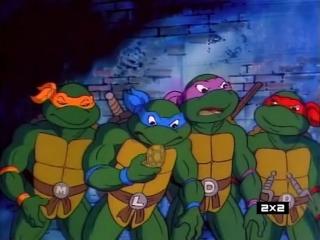 TMNT.s02.e08. Teenage Mutant Ninja Turtles ( Черепашки-ниндзя)