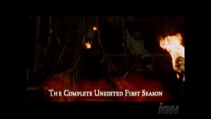 Полтергейст Наследие/Poltergeist: The Legacy (1996 - 1999) Трейлер (сезон 1)