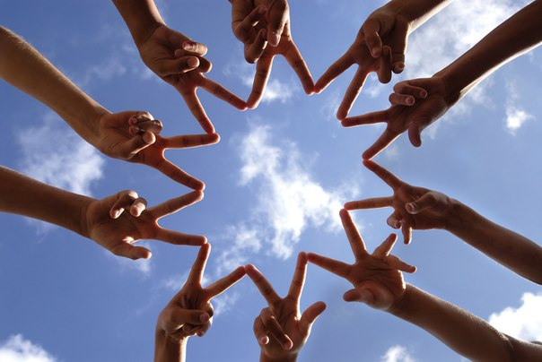 Todos unidos por un mundo mejor HAnhgCr0dOg