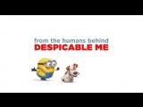 ТВ-ролик к мультфильму Тайная жизнь домашних животных