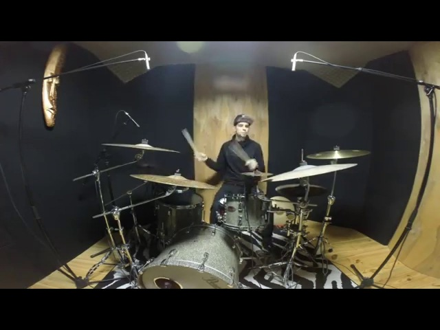 Sergiy Krasutsky - Щедрик (Pentatonix - Carol of the Bells) Drum Cover