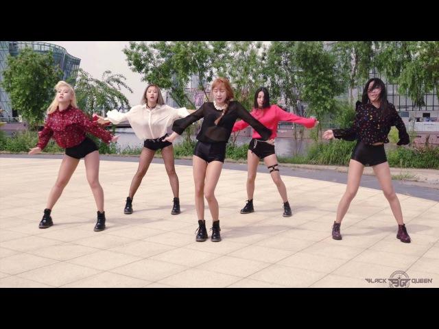 블랙핑크(BLACKPINK)-휘파람(WHISTLE)안무 (BLACKQUEEN VER.)