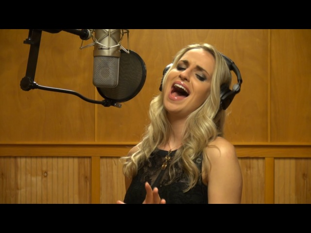Gabriela Gunčíková -Gun - How To Sing Bruce Dickinson - Iron Maiden - Trooper - Ken Tamplin - TSO