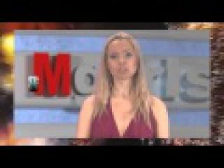 Телеведущая разделась в прямом эфире 10  Голые новости   Кризис  Аня Видео от Слайдшоу Анималс