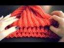 Модная АНГЛИЙСКАЯ резинка ПОЛУАНГЛИЙСКАЯ спицами. Современное вязание.