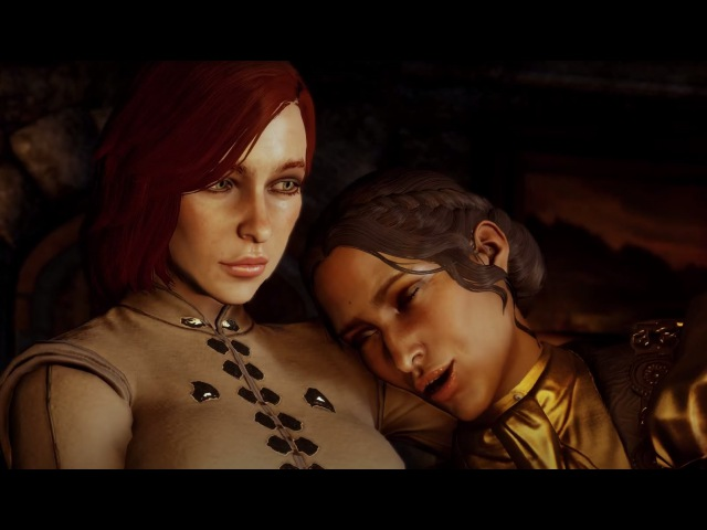 Dragon Age Inquisition ♥ Complete Josephine Romance With Final Scene » Freewka.com - Смотреть онлайн в хорощем качестве