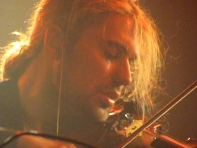 David Garrett Paris Divan du Monde 24.11.2011 Smells like teen spirit