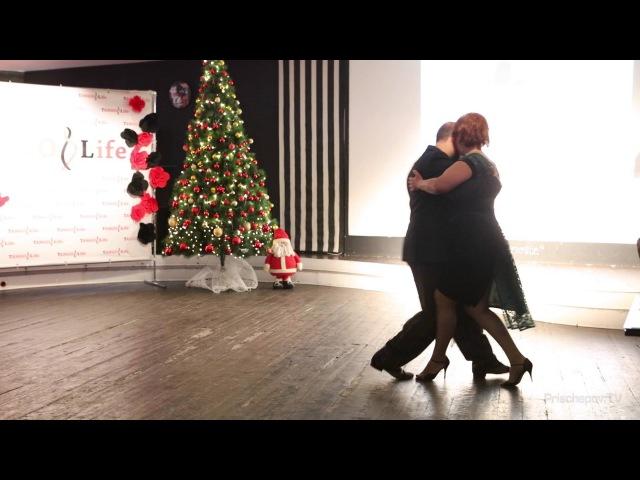 Лиферов Дмитрий и Ирина Моховикова, Первый городской Танго-Бал 2015», TangoLife, Пермь, 2015
