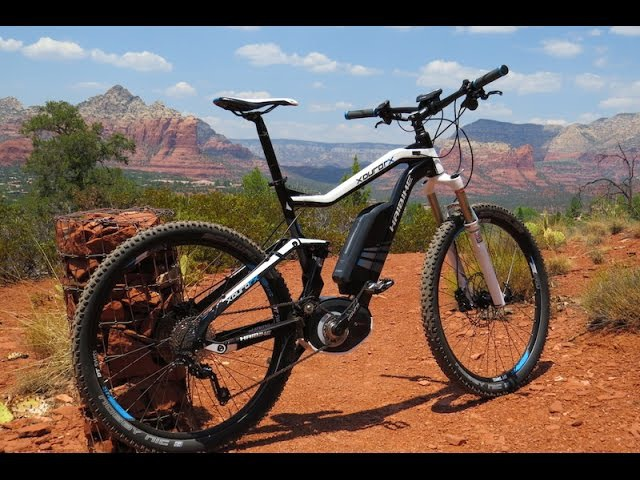 Haibike XDURO FS RX in for Review | Electric Bike Report