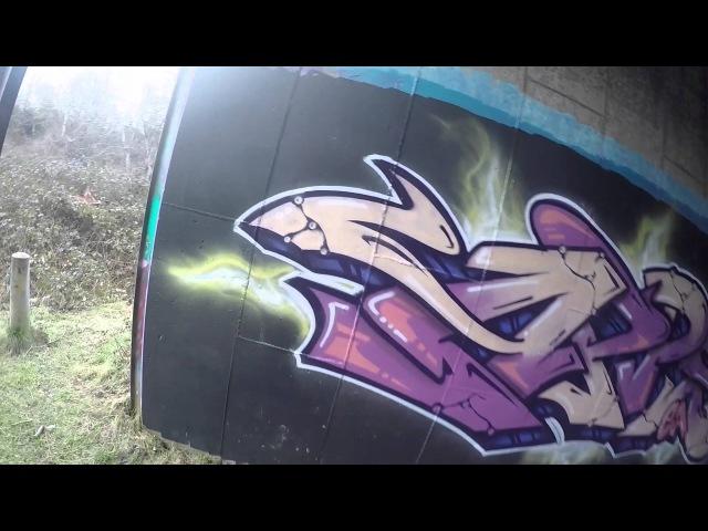 Graffiti - Apps EA - Raw Footage Can Control