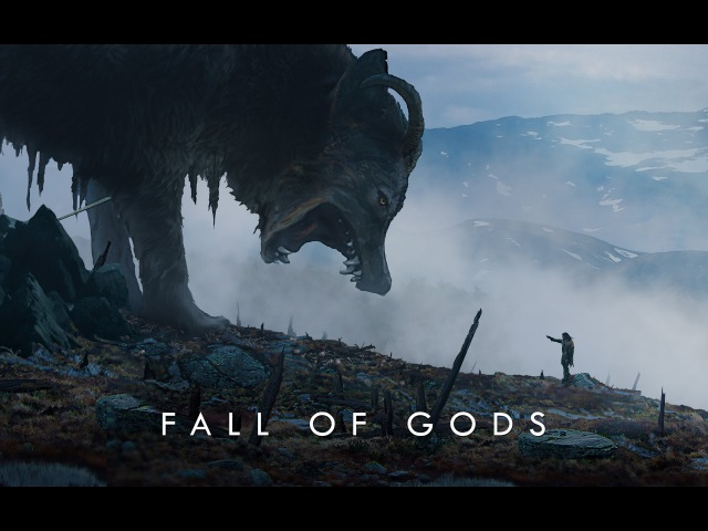 Lakeshore Records Fall of Gods She Is Gone Original Book Score Epic Music VN