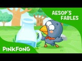 Kids' English  The Thirsty Crow  Aesop's Fables  PINKFONG Story Time for Children