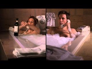 The X-Files Hollywood A.D. Bath Scene