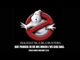 Holiday BlaBla Busters - Ray Parker Jr. Vs Mc Miker J. Vs Gigi Dag. - Paolo Monti mashup 2013