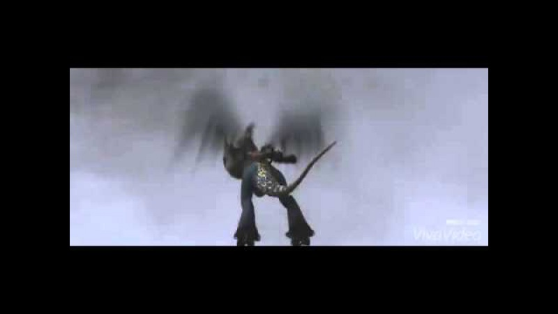 HTTYD AMV Toothless Leave it all behind