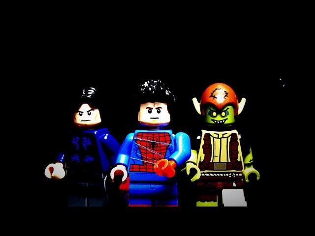 Lego Ultimate Spider-Man (Season 1:Episode 5)