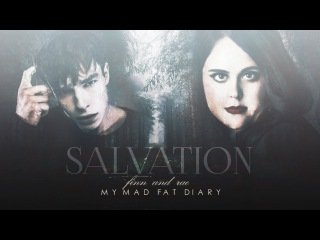 Rae and finn | salvation | my mad fat diary