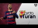 ARDA TURAN Barcelona Goals Assists Skills 2015 16 HD