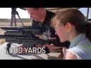12-летняя девочка, AR-15 и система интеллектуального прицеливания TrackingPoint
