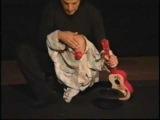 Hugo &amp Ines - Gaia Teatro -  La Santa Rodilla