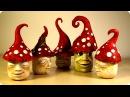❣DIY Fairy Garden Mushroom Gnomes❣
