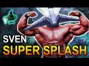 SVEN SUPER SPLASH MONTAGE DOTA 2