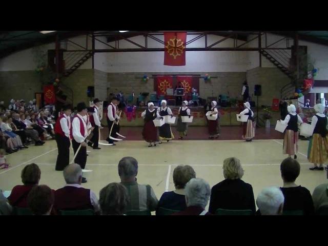 1 L'Esquirol du Tescou en (HD) à la Fête Occitane de Monclar de Quercy en 2012