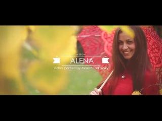 Alena Video Portrait by Maxim Tarkovsky 2015