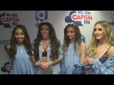 Little Mix talk Perrie and Dougie rumours and festivals at Capital's Summertime Ball