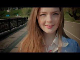 Конкурс видео на песню ЦЕЛУЙ. В кадре Юлия Новикова