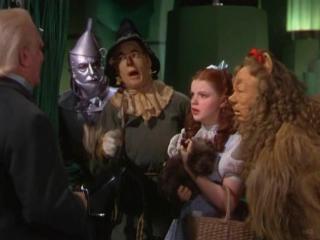 The Wizard of Oz (Волшебник страны Оз на английском) (1939)