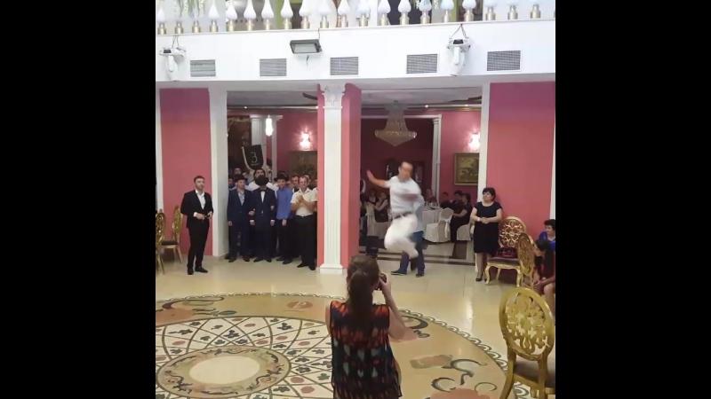 Свадьба Ашамаза ❤ Элины Бекалдиевых