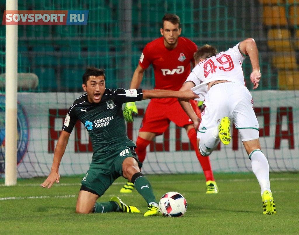 Юрий Семин одержал первую победу с «Локомотивом» после возвращения