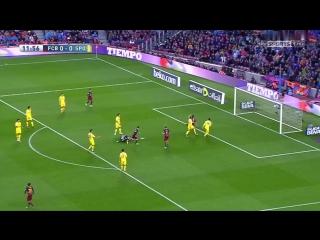 Barcelona v sporting gijon 23-04-2016 extended highlights hd