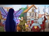 [Nickelodeon Europe HD] Winx Club Sezon 7, Bölüm 9 - Peri Kedi (Turkish/Türkçe)