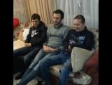 Вечер с Андреем и Вовчиком в день рождения Ромы!!! Счастливый Рома и счастливая мама!!!!!