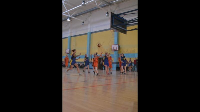 Баскетбол КМЛ - девушки