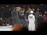 FANCAM 131122 MAMA @ EXO Focus - Winning Album of The Year