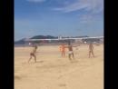 Марсело в пляж Бразилец)