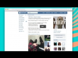 YEEZY Store итоги конкурса №2