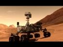 Видео посадки и работы марсохода Curiosity