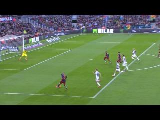 Барселона 4-0 Реал Бетис. Ла Лига 2015/16. 17 тур.