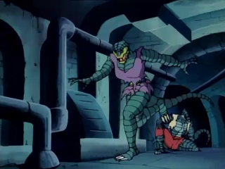 [1995-1998] Spider-Man - The Animated Series S04 E10 The Lizard King