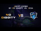 Great Combo by No Diggity vs. Vega @Manila Major Qualifiers