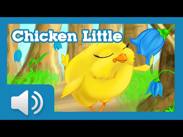 Chicken Little - Fairy tales and stories for children