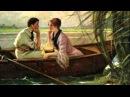 На лодке Милый друг, наконец-то мы вместе 1930s In the boat