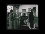 1950 Chrysler New Yorker vs Buick Roadmaster Dealer Promo Film
