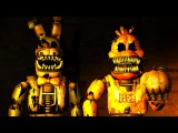 Five Nights at Freddys ALL ANIMATRONICS PART 3 | FNAF SFM