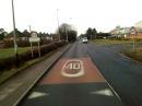 From Tamworth to Birmingham on 116